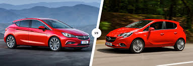 opel vectra caravan 2005 vauxhall astra vs corsa side by side comparison carwow