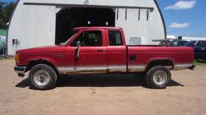 Ford Ranger Pickup Truck - 1991 ford ranger pickup truck for sale by online auction youtube