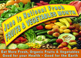 fruit of the month fresh fruit and veggie month avalon