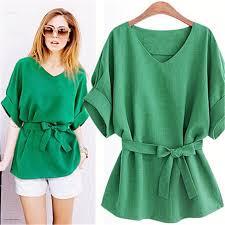 green womens blouse green womens shirts butterfly belt 2018 blouses blusas