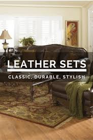 Leather Sofa In Living Room by Discount Living Room Furniture In Myrtle Beach At Seaboard Bedding