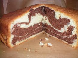 the new art of baking simplicity at its best marble pound cake