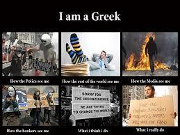 Greek Memes - finance and economics memes financial translator