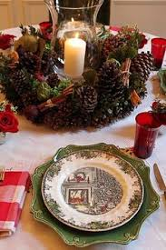 Rustic Christmas Centerpieces - rustic christmas table centerpieces christmas table centerpieces