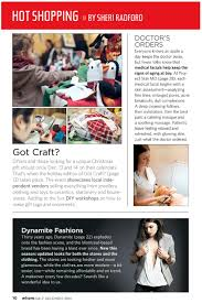 got craft holiday edition 2014 media coverage conscious pr in