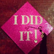 pink graduation cap 32 best graduation caps images on graduation