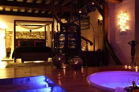 nuit d hotel avec dans la chambre chambre avec privatif 40 idées romantiques