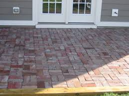 Snap Together Patio Pavers by Recycled Brick Paving Outdoor Spaces U0026 Garden Ideas Pinterest