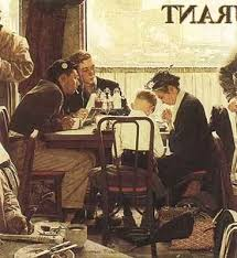 julian s norman rockwell s thanksgiving