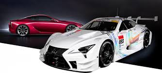 toyota lexus 2017 lexus lc500 super gt 2017年新型車両 2016年 super gt toyota