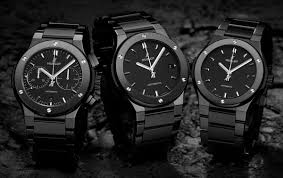 hublot ceramic bracelet images Replica watches essentials hublot classic fusion ceramic jpg
