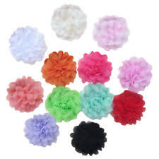 flowers for headbands flowers baby hair accessories ebay