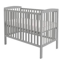 kinder valley kai cot grey cots u0026 mattresses asda direct