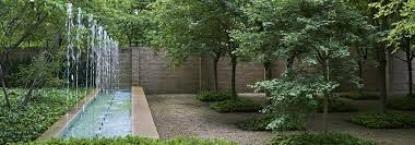 landscaping denver co the landscape architecture legacy of dan kiley opens at the
