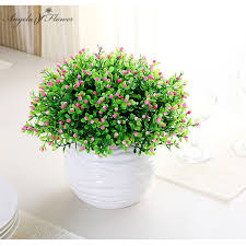 Flower Decorations For Home by Online Get Cheap Green Orchid Flowers Aliexpress Com Alibaba Group