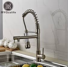 Quality Kitchen Faucet Promotion Quality Kitchen Faucet Mixer Taps Brushed Nickel