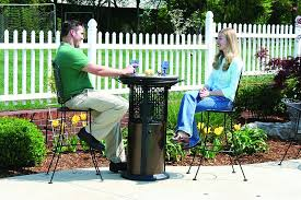 Patio Heater With Table Heating Cooling Rental Alpharetta 770 403 7641