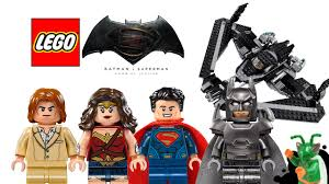 lego batman superman sets thoughts