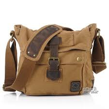 small travel bags images Canvas small travel bag khaki purpose bag motorcycle travel bag jpg