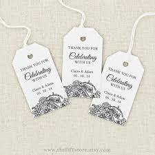 free printable wedding gift tag templates imbusy for