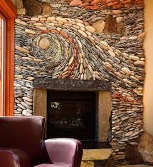 9 stacked stone elightful fireplace design outstanding superior