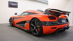 koenigsegg agera r 2019 ultra rare koenigsegg agera one of 1 comes up for sale