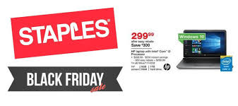 black friday deals on hp laptops top 5 deals staples 2015 black friday ad