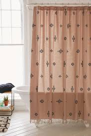 Gray And Brown Shower Curtain - bath u0026 shower redoubtable ancient fancy shower curtains with