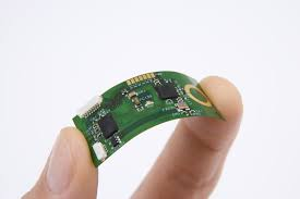 ultra thin chip enables wireless monitoring for wearable electronics