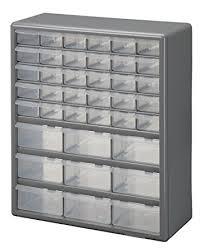 Multi Drawer Storage Cabinet Amazon Com Stack On Ds 60 60 Drawer Storage Cabinet Home Improvement