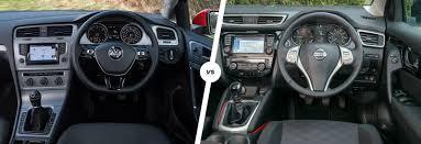 nissan qashqai trunk space volkswagen golf vs nissan qashqai bestseller battle carwow