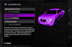 Saints Row 3 Gang Operations Map Steam Community Guide 100 Achievements A Comprehensive Guide