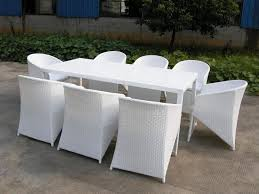Poolside Furniture Ideas Relax With White Wicker Outdoor Furniture All Home Decorations
