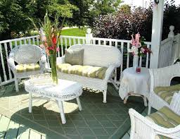 Target Wicker Patio Furniture by White Plastic Patio Furniture Sets White Patio Table Chairs Wicker