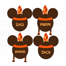 best mickey mouse thanksgiving clipart 22517 clipartion