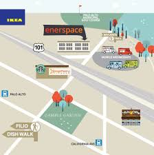 palo alto coworking shared desk and office space