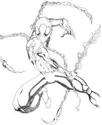 iron spiderman dsarte deviantart