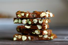 recipe salted pistachio brittle better than christmas cookies
