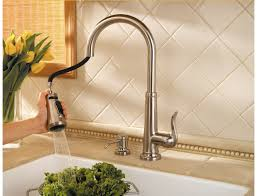 Price Pfister Ashfield Kitchen Faucet by Pfister Gt529 Ypk Ashfield Single Handle Pull Kitchen Faucet