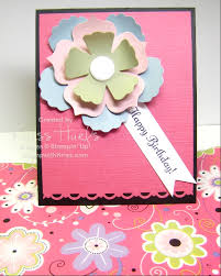 stampwithkriss com blog archive simple birthday card
