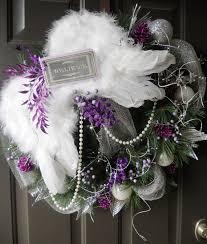 angel wreath christmas angel wreath by pebble creek wreaths
