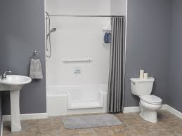 Bathroom Safety For Elderly by Bathroom Renovations For Elderly Home Bathtub And Shower Liners