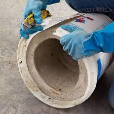 Lowes Planter Box by Concrete Planter