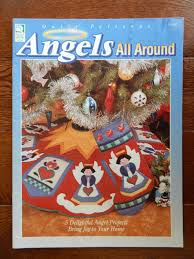 angel quilting patterns angels all around byjodi warren tree