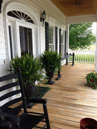 southern front porch love this rustic look but wouldn u0027t trade my