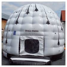 disco rental white dome disco tent cheap disco bouncy