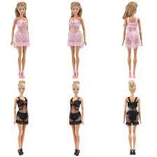 e ting 6 color handmade doll clothes pajama underwear bra