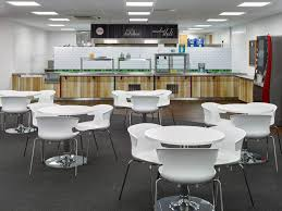 office canteen design telent chorley office refurbishment space pod office refurbishment