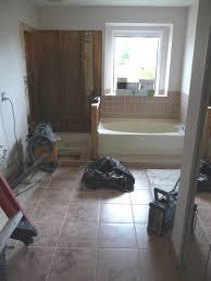 Laminate Flooring For The Bathroom Bathroom Remodel In Lynnwood
