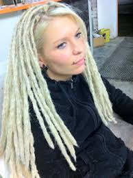Human Hair Loc Extensions by Long Dreadlocks Straight Away Dread Extensions By Dreadart